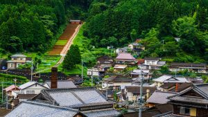Historic Japanese Pottery Town