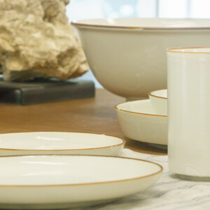 Japanese porcelain from Hasami, Japan