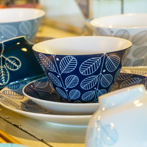 Japanese porcelain from Hasami, Japan